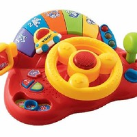 Vtech Learn and Discover Driver Steering Wheel