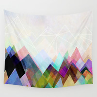 Graphic 104 Wall Tapestry by Mareike Böhmer Graphics