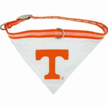 ESBONI Tennessee Volunteers Dog Collar Bandana