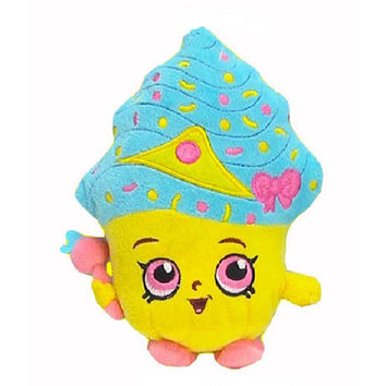 Shopkins 8 Inch Plush - Cupcake Queen from TOYSRUS | too lazy