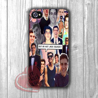Jack Gilinsky Collage - dzzz for iPhone 6S case, iPhone 5s case, iPhone 6 case, iPhone 4S, Samsung S6 Edge