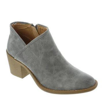 Tobin-95X Distressed Ankle Boot