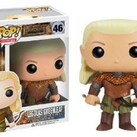 Funko POP Movies: Hobbit 2 Legolas Action Figure