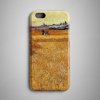 Phone Case Van Gogh Painting iPhone X Case Samsung Galaxy S8 - Free Shipping