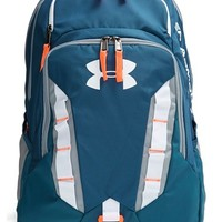 Boy's Under Armour 'Recruit' Water Resistant Backpack