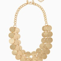 Giuliana Cluster Necklace | Fashion Jewelry - Candy Coated | charming charlie