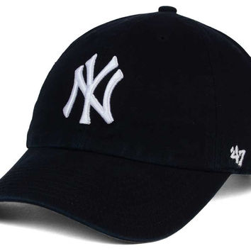 New York Yankees '47 MLB Black Series MVP Cap | lids.com