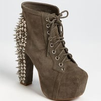 Jeffrey Campbell 'Spike' Lace-Up Bootie | Nordstrom