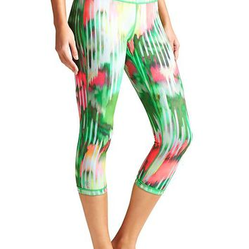 Athleta Womens Wailea Chaturanga Capri