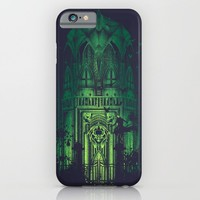 The Song Of Bats iPhone & iPod Case by Robson Borges