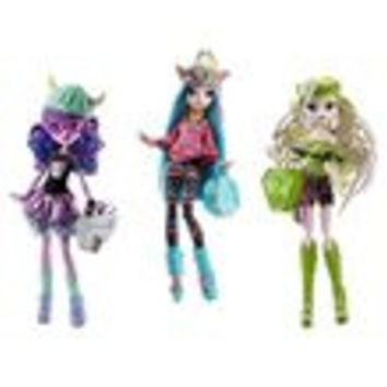 Monster High Brand-Boo Student Doll Case