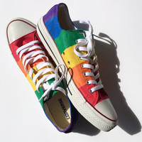 Marriage Equality Gay Pride Converse Shoes