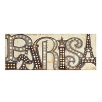 Paris LED Canvas Art Print | Kirkland's
