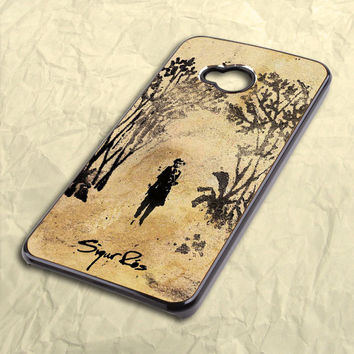 Sigur Ros Painting Art HTC One M7 Case