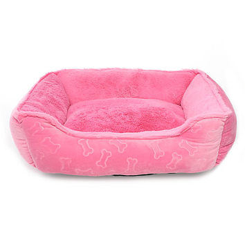 Grreat Choice® Cuddler Pet Bed