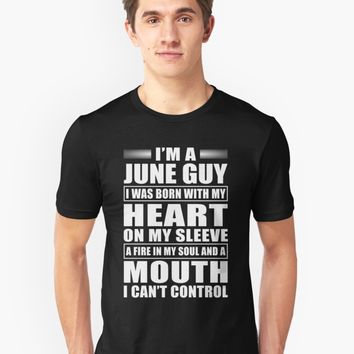 'I'm A Jne Guy' T-Shirt by phongtrandesign