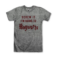Screw It I'm Going To Hogwarts