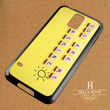 You Are My Sunshine Katherine Samsung Galaxy S3 S4 S5 S6 S6 Edge Case | Galaxy Note 3 4 Case