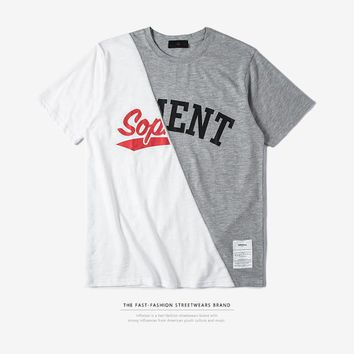 cc hcxx Patchwork Trill T-Shirt