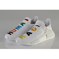 Pharrell x adidas NMD Human Race Birthday Sports Shoes Sneakers