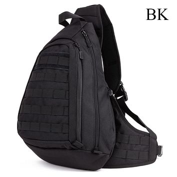 SINAIRSOFT Military Backpack 14 Inches Loptop Tactical Backpacks Sports Camping