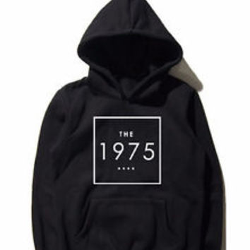 The 1975 Hoodie Band Music Shirt Black Unisex Clothing Size S,M,L,XL #1