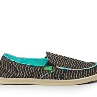 Sanuk® Official | Women's Donna Deco Sidewalk Surfers | Sanuk.com