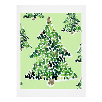 CayenaBlanca Smells Like Christmas Art Print