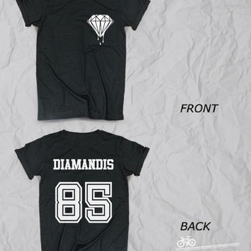 Diamandis 85 ,Marina and the Diamonds t-shirt, 5H,birthyear T-shirt unisex S M L