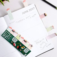 OOLY Sushi Note Pals Sticky Tabs