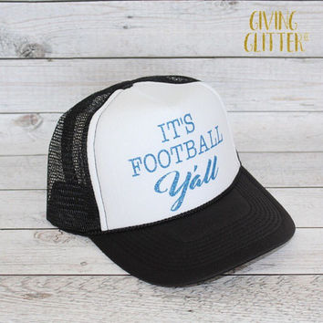 It's Football Y'all // Trucker Hat