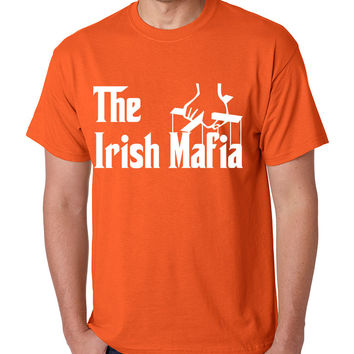 The Irish mafia men st patricks men t-shirt