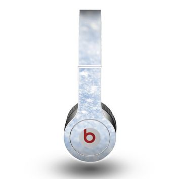 The Sparkly Snow Texture Skin for the Beats by Dre Original Solo-Solo HD Headphones