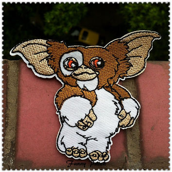 Gremlin Iron on Patch 502-H
