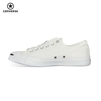 Original Converse Canvas smiling face style JACK PURCELL sneakers Spring summer man and women Skateboarding Shoes 1Q698