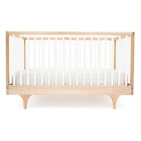 Caravan Crib in White