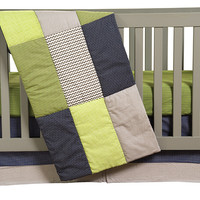 Trend Lab - Perfectly Preppy - Crib Bedding Set
