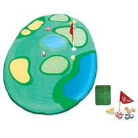 Pro Chip Spring Pool Float Golf Game