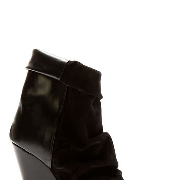 Isabel Marant Black Couture Andrew Ankle Boots