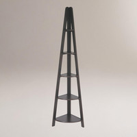 Dillon Corner Ladder Bookshelf - World Market