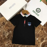 2018 Childrens Cheap Kenzo T Shirt hot sale ※ 002