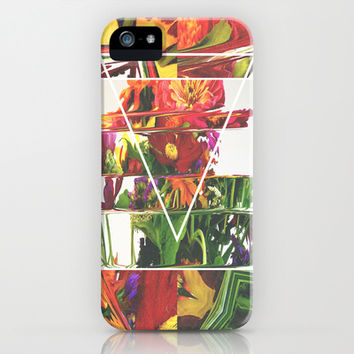 Fake Flowers iPhone & iPod Case by Danny Ivan