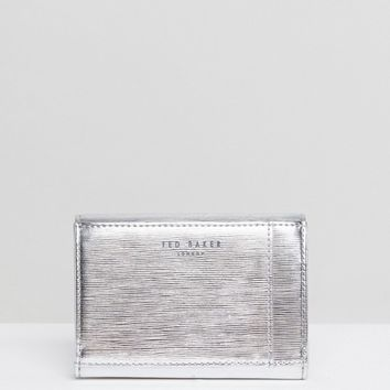Ted Baker Metal Bar Mini Purse at asos.com