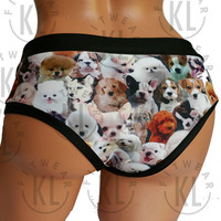 Puppy Pole Fit Dance Shorts - *LIMITED TIME ONLY*