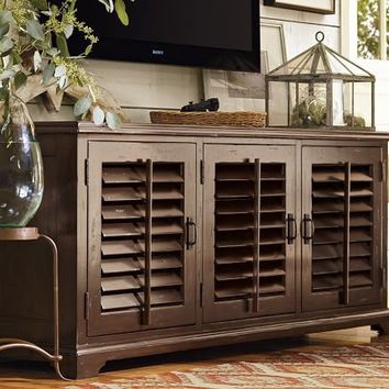 Holstead Shutter Large Media Console