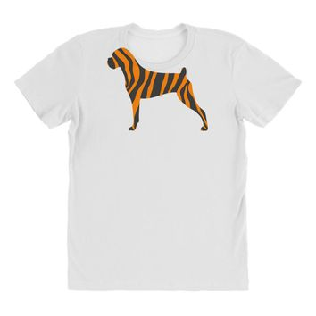 tiger pattern All Over Women's T-shirt