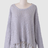 Soft Breeze Sweater