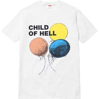 Supreme: Child of Hell Tee - White