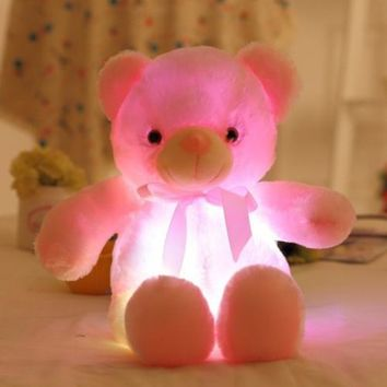 Cutest LED Plush Teddy Bear