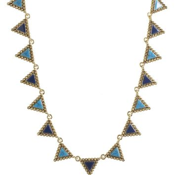 House of Harlow 1960 Jewelry Native Legends Collar Necklace